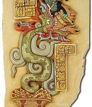 Maya – religia pierduta in trecut