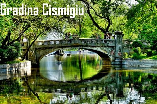 Parcul Cismigiu – cel mai vechi parc din Bucuresti