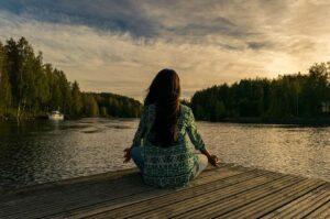 Respiratia la aer curat este o metoda excelenta de relaxare.